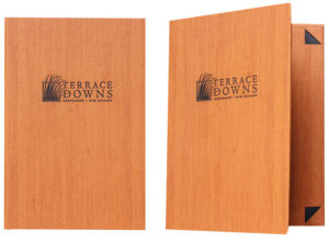 Custom Menu Covers And Holders For Restaurant In New Zealand
